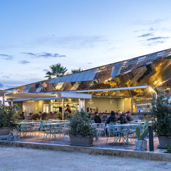 Bar und Restaurant  Maniace, Insel Ortigia, Syrakus, Sizilien, Italien, Europa  |  Bar and  Restaurant  Maniace, Ortygia island,  Syracuse, Sicily, Italy, Europe